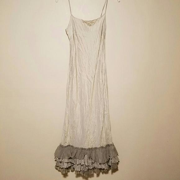 5849db1c350b dosa Dresses & Skirts - Dosa womens size small silk slip dress
